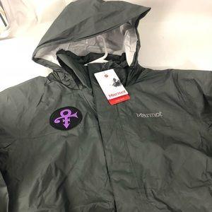 ✈️ Marmot PreCip rain jacket wind breaker W Prince